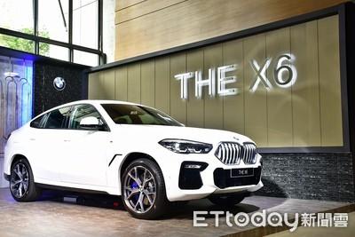 BMW X6「365萬元起」在台現身