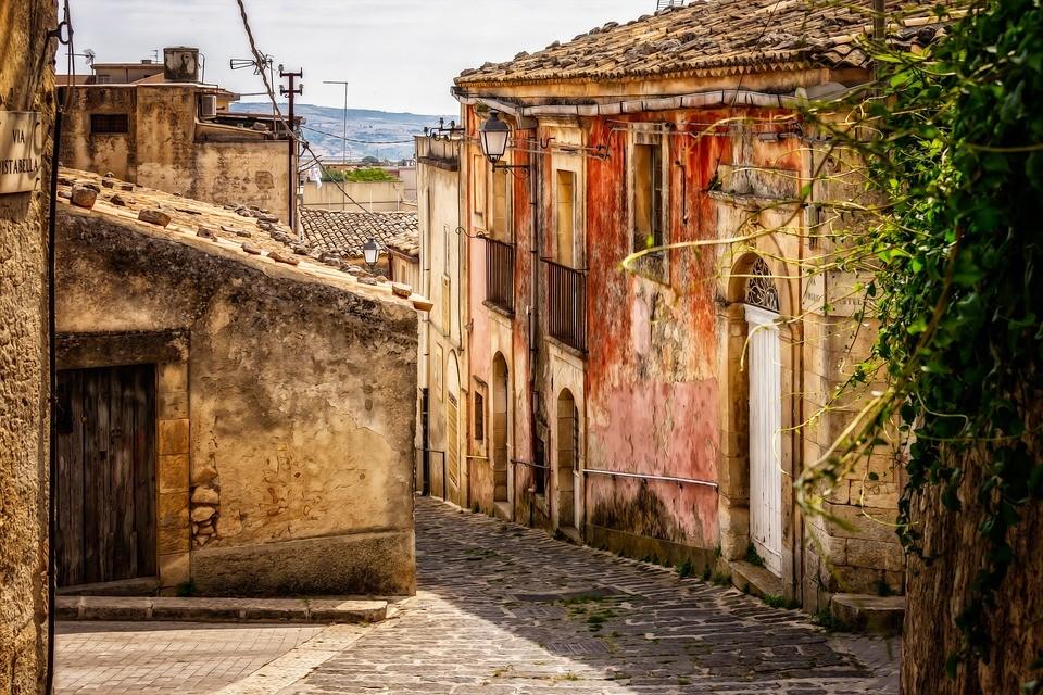 義大利西西里島(圖/免費圖庫pixabay)