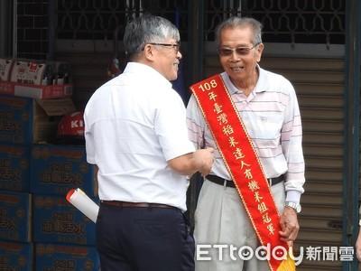 池上老農獲日本「米.食味分析鑑定」金賞