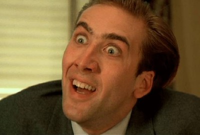 好萊塢版馬景濤!崩潰表情被製成「迷因圖」 尼可拉斯凱吉竟然很開心