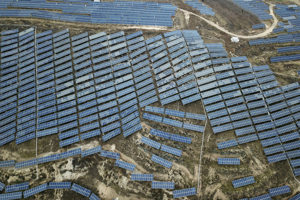▲▼ 中國,太陽能板。(圖/達志影像/美聯社)