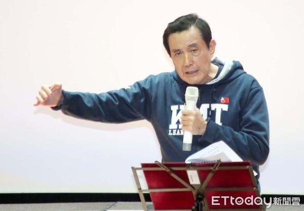 影/謝龍介參選黨主席開戰吳敦義 馬英九:現在言之過早