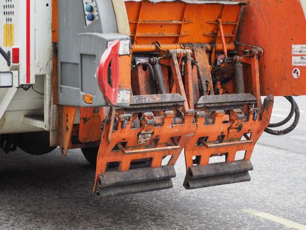 ▲▼垃圾車。(圖/達志影像/示意圖)