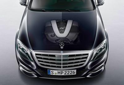 賓士確定新S-Class將有V12引擎
