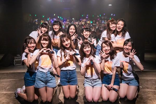 AKB48 Team TP開唱擠爆華山!「暖心抒情歌」曝光倒數