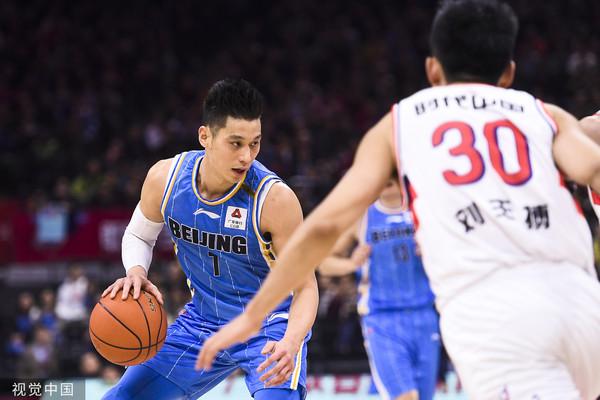 CBA/林書豪、陳盈駿對決 豪小子狂轟新高36分領勝