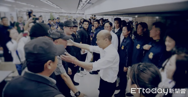 ▲韓國瑜競選歌曲正式上線。(圖/翻攝自臉書)