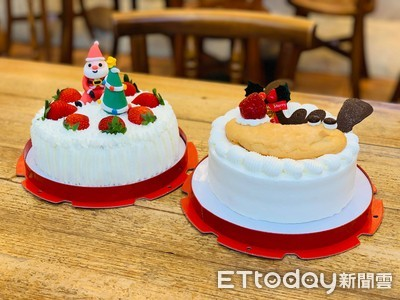 亞尼克「聖誕節限定」6款甜點出擊