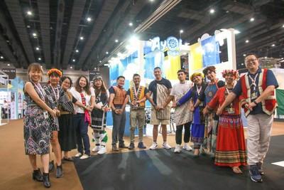 原民會首度前進泰國曼谷國際家飾禮品展