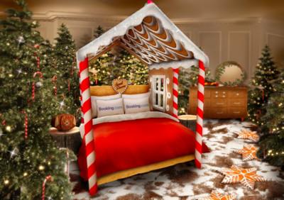 螞蟻人必住聖誕限定糖果屋