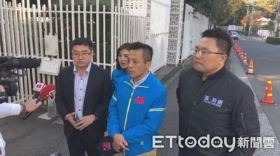 不見跨海抗議蘇啓誠案 謝長廷:外交不是市議員監督對象