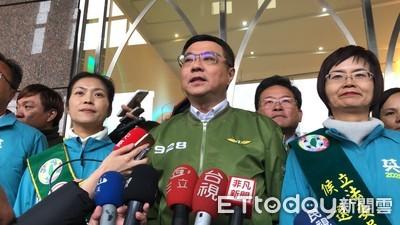 快訊/卓榮泰:「卡神」楊蕙如是民進黨員