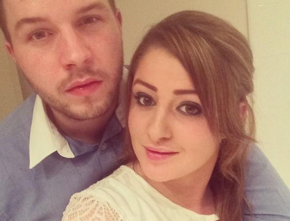 ▲英國漢普郡30歲女子拉什頓(Lucy-Anne Rushton)被分居中的老公戴森(Shaun Dyson)痛毆致死。(圖/翻攝自Facebook/Lucy Rushton)