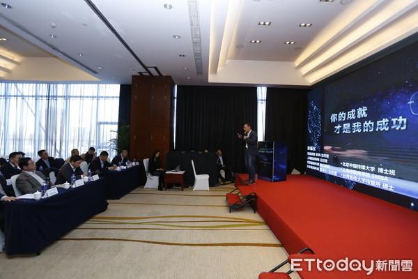 ▲▼ 東森直銷總經理彭振東獲邀北京分享東森經驗          。(圖/記者張家瑜攝)