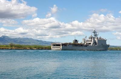 珍珠港美軍基地槍擊1死 槍手為海軍