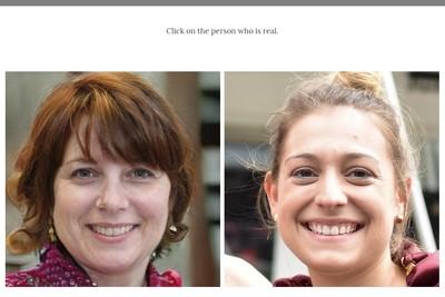 專家4點教你如何分辨真假人臉