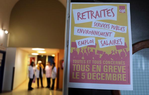 ▲▼法國地鐵,法國鐵路,法國罷工。(圖/路透)