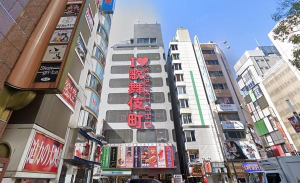 日本歌舞伎町。(圖/翻攝自Google地圖)