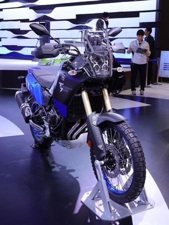 YAMAHA Tenere 700/Copyright © 2019 Japan Automobile Manufacturers Association, Inc. All Rights Reserved.