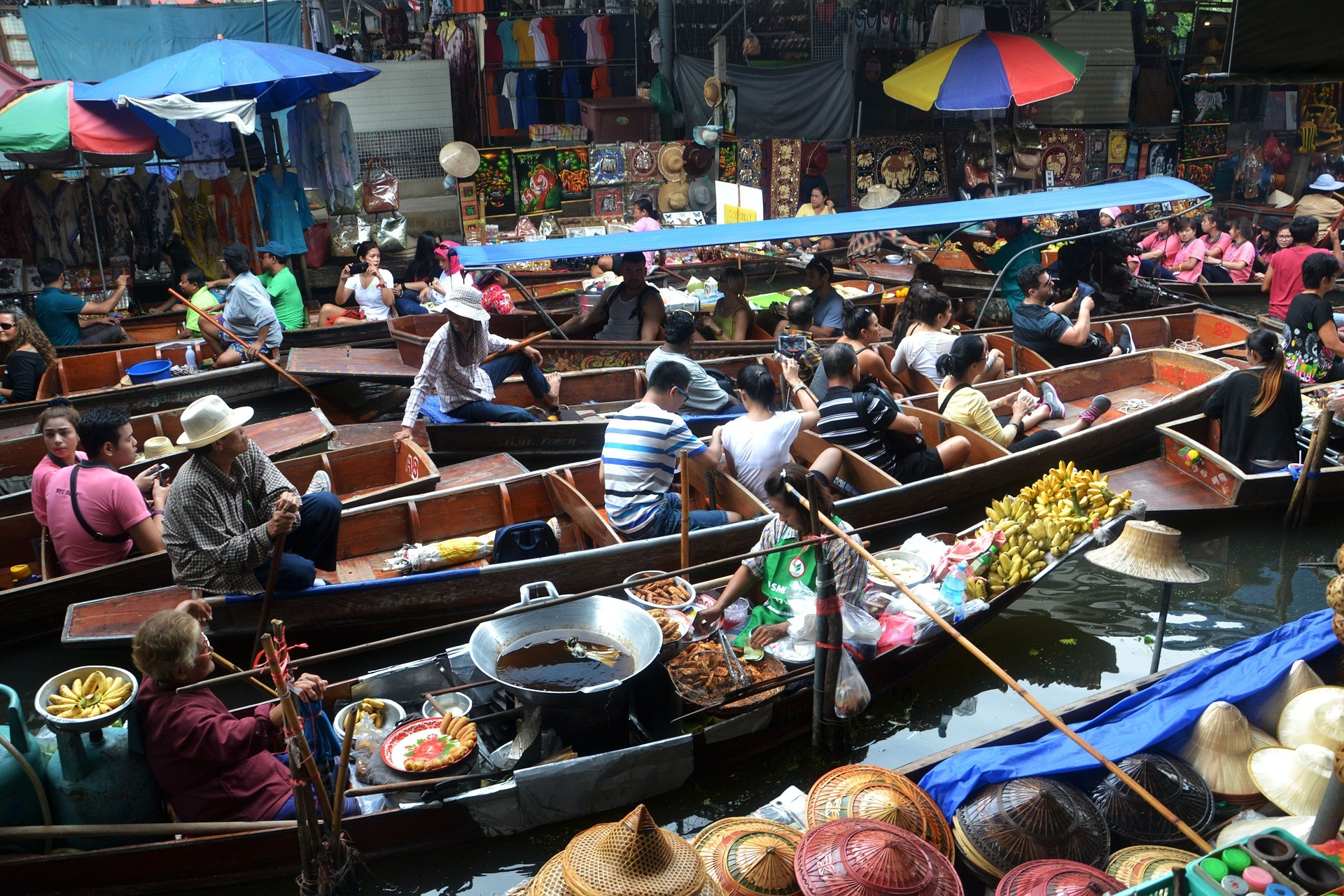 ▲泰國。(圖/取自免費圖庫Pixabay)