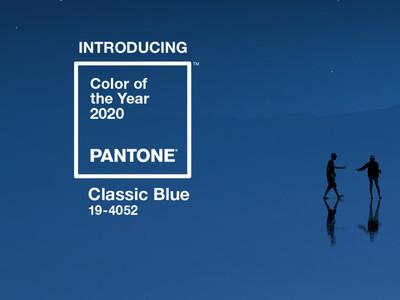 PANTONE公布2020年度代表色!