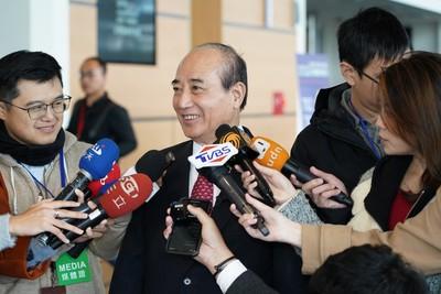 王金平:卡神案、砂石案都是選舉炒作