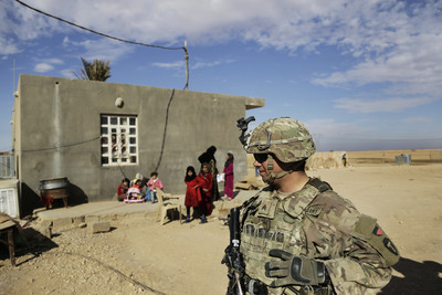 川普擬在伊朗增1.4萬兵 官員質疑:要打地面戰?