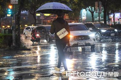 新一波東北季風增強!2地區晚起轉雨