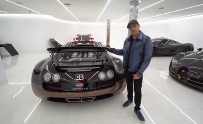 Bugatti Veyron保養費嚇死人