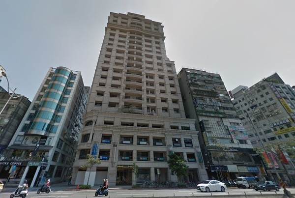 ▲▼「基泰台大」豪宅,台北市大安區羅斯福路三段309號。(圖/翻攝自Google Map)