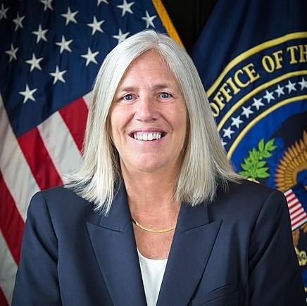 ▲美國國家情報局(DNI)前副主任戈登(Susan Gordon)。(圖/翻攝維基百科)