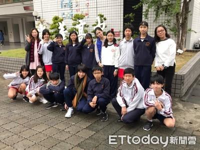 台南市英語文競賽三喜臨門