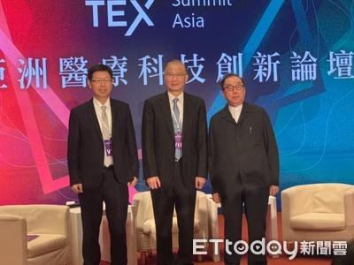 鴻海秀H2U平台、光子治療系統 董座劉揚偉:未來五年發展重心在「智慧健康」