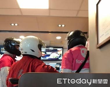 外送員交流送餐撇步 他讚「台灣人優勢全在這」