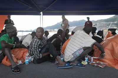 只求入境美國 非洲移民1年翻倍成長