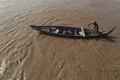 湄公河呈藍寶石色 卻威脅生態平衡