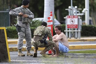 珍珠港海軍基地槍擊 槍手身分曝光