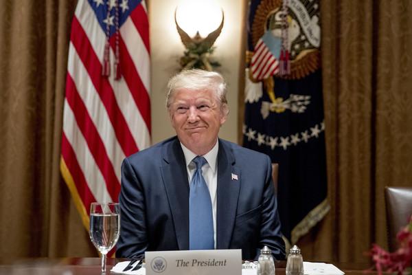 ▲美國總統川普(Donald Trump)(圖/達志影像/美聯社)