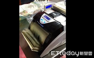 印刷廠學徒變偽鈔大師 竟騙過驗鈔機