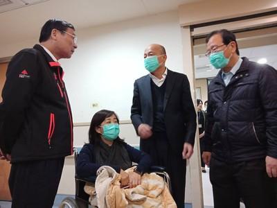 台大醫院工會:停止利用醫療資源造勢