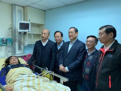 國民黨:請台大醫院工會一視同仁