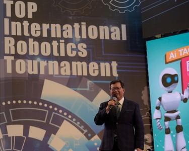 AI Taoyuan-2019國際新創機器人節 桃園開幕
