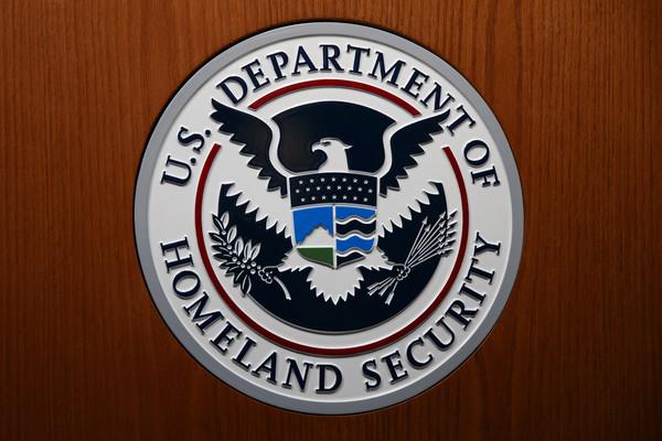▲▼美國國土安全部(United States Department of Homeland Security,DHS)。(圖/達志影像/美聯社)