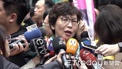 蔡壁如嗆:民進黨只出一張嘴