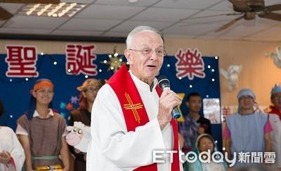 移民節吳道遠神父卓越貢獻獲表揚