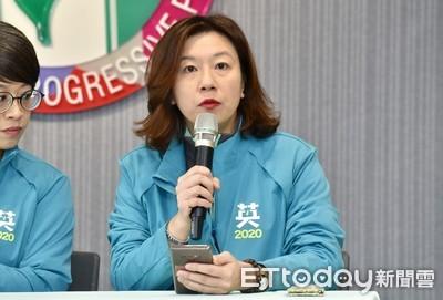 陳宜民狠推女警、拍掉帽子 民進黨怒嗆:立即道歉!學生都替你覺得可恥