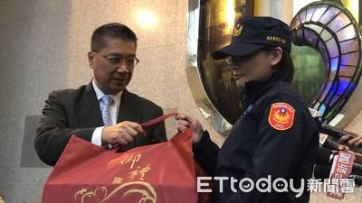 立委外交部推女警 徐國勇:尊重警察