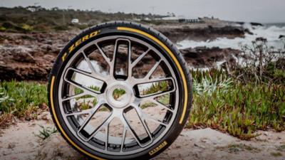 倍耐力發表5G聯網輪胎技術