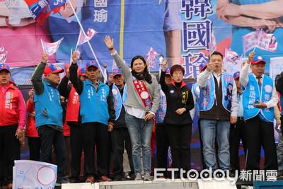 國民黨籲選票全投林燕祝
