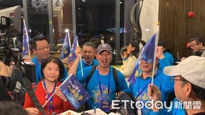 上海返鄉投票晚會 現場高喊韓國瑜